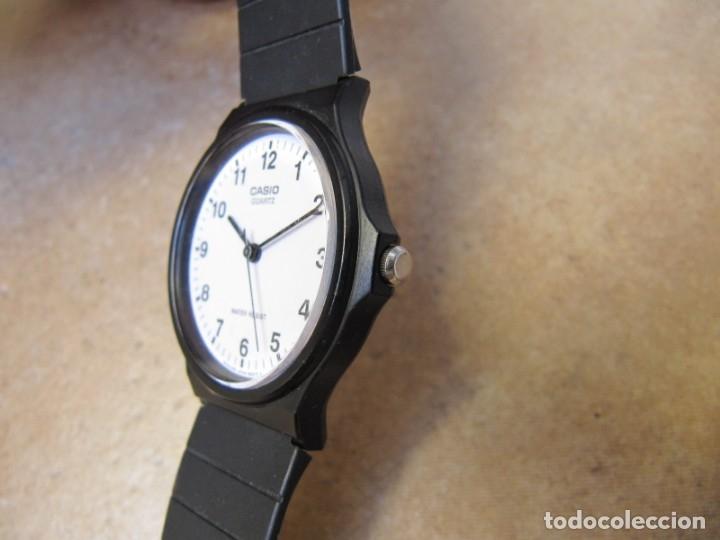 Relojes de pulsera: RELOJ ANALOGICO CASIO 1330 MQ-24 - Foto 9 - 177210618