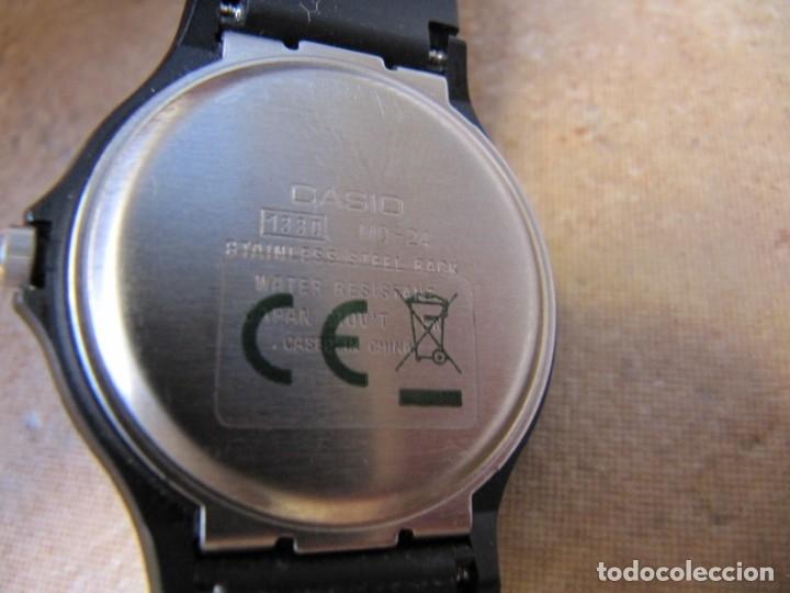 Relojes de pulsera: RELOJ ANALOGICO CASIO 1330 MQ-24 - Foto 14 - 177210618
