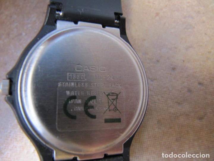 Relojes de pulsera: RELOJ ANALOGICO CASIO 1330 MQ-24 - Foto 15 - 177210618
