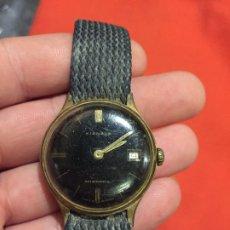 Relojes de pulsera: ANTIGUO RELOJ PARA CABALLERO DE PULSERA MARCA KIENZLE ANTIMAGNETIC DE LOS AÑOS 60. Lote 177521478