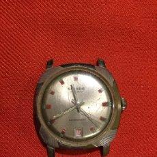 Relojes de pulsera: ANTIGUO RELOJ DE PULSERA PARA CABALLERO MARCA SPENDID ANTIMAGNETIC SUIZO DE LOS AÑOS 70 . Lote 177521649