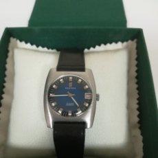Relojes de pulsera: RELOJ FESTINA AÑOS 70 INCABLOC CALENDARIO SWISS TOTALMENTE NUEVO. Lote 177529829