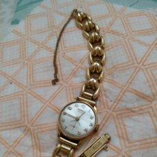 Relojes de pulsera: ELEGANTE RELOJ MUJER VINTAGE. Lote 177651047