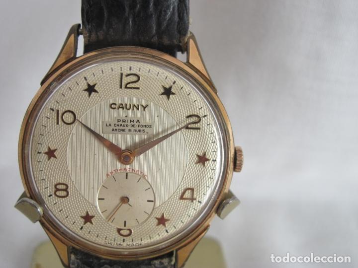 RELOJ DE CUERDA CAUNY PRIMA 40 MM LANDERON 203 (Relojes - Pulsera Carga Manual)