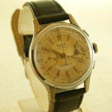Relojes de pulsera: MARCUS LANDERON 149 MECANICO CRONOGRAFO 37MM. Lote 177804508