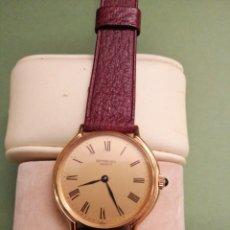 Relojes de pulsera: RAYMOND WUEL CORDA PLAQUE. Lote 177836520