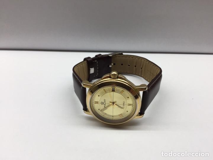 Relojes de pulsera: Reloj Poljot Caballero Carga Manual 17 jewels - Foto 3 - 177883098