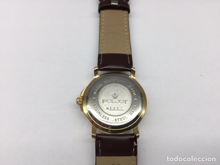 Relojes de pulsera: Reloj Poljot Caballero Carga Manual 17 jewels - Foto 8 - 177883098