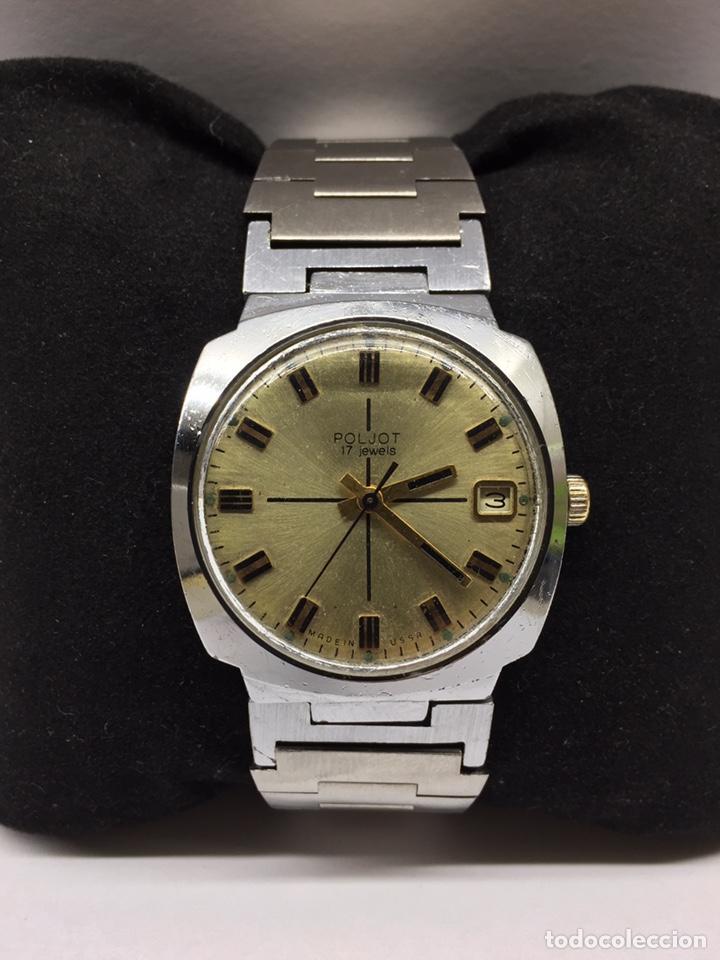 Relojes de pulsera: Reloj Poljot USSR Caballero Carga Manual - Foto 2 - 177960767