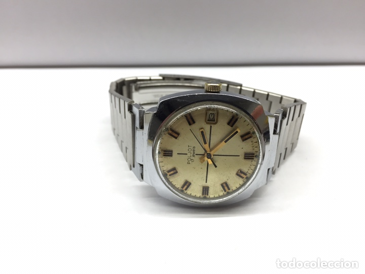 Relojes de pulsera: Reloj Poljot USSR Caballero Carga Manual - Foto 3 - 177960767