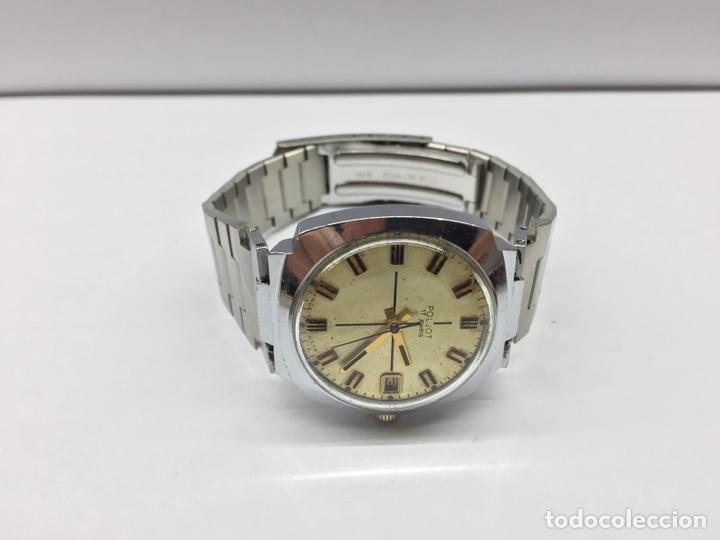Relojes de pulsera: Reloj Poljot USSR Caballero Carga Manual - Foto 4 - 177960767
