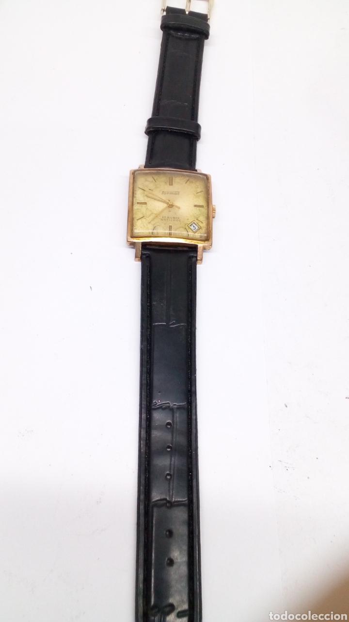 RELOJ TORMAS CARGA MANUAL (Relojes - Pulsera Carga Manual)