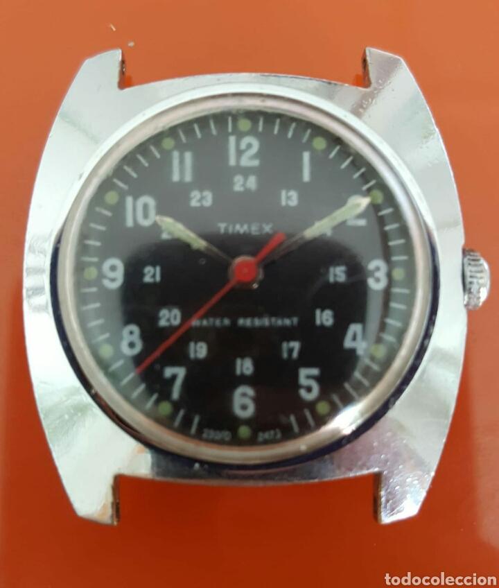 RELOJ TIMEX CUERDA . (Relojes - Pulsera Carga Manual)