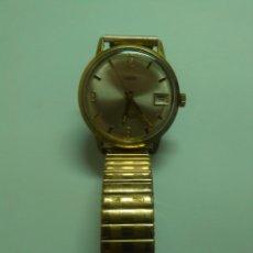 Relojes de pulsera: RELOJ LAKEN CARGA MANUAL 17 RUBIS INCABLOC. Lote 178033742