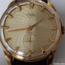 Relojes de pulsera: RELOJ MARCA VIVAT. Lote 178054542