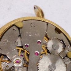 Relojes de pulsera: RELOJ GIVAKO 17JEWELS CARGA MANUAL PARA PIEZAS. Lote 178101127