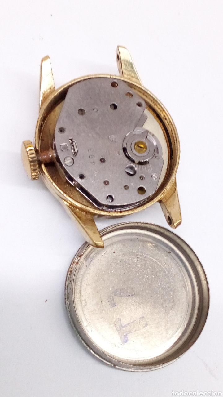 RELOJ TIMEX CARGA MANUAL PARA PIEZA (Relojes - Pulsera Carga Manual)