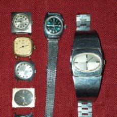 Relojes de pulsera: LOTE RELOJES. Lote 178177060