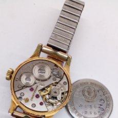 Relojes de pulsera: RELOJ CAUNY CARGA MANUAL PARA PIEZAS. Lote 178230737