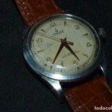 Relojes de pulsera: ESCASO RELOJ SPERA CABALLERO CARGA MANUAL 17 RUBIS CALIBRE FHF28 AÑOS 50 COLECCION VINTAGE. Lote 178382868