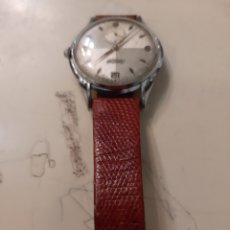 Relojes de pulsera: RELOG EXACTUS CUERDA FUNCIONA PULSERA. Lote 178569477