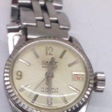 Relojes de pulsera: RELOJ CAMY GENEVE CARGA MANUAL. Lote 178609686