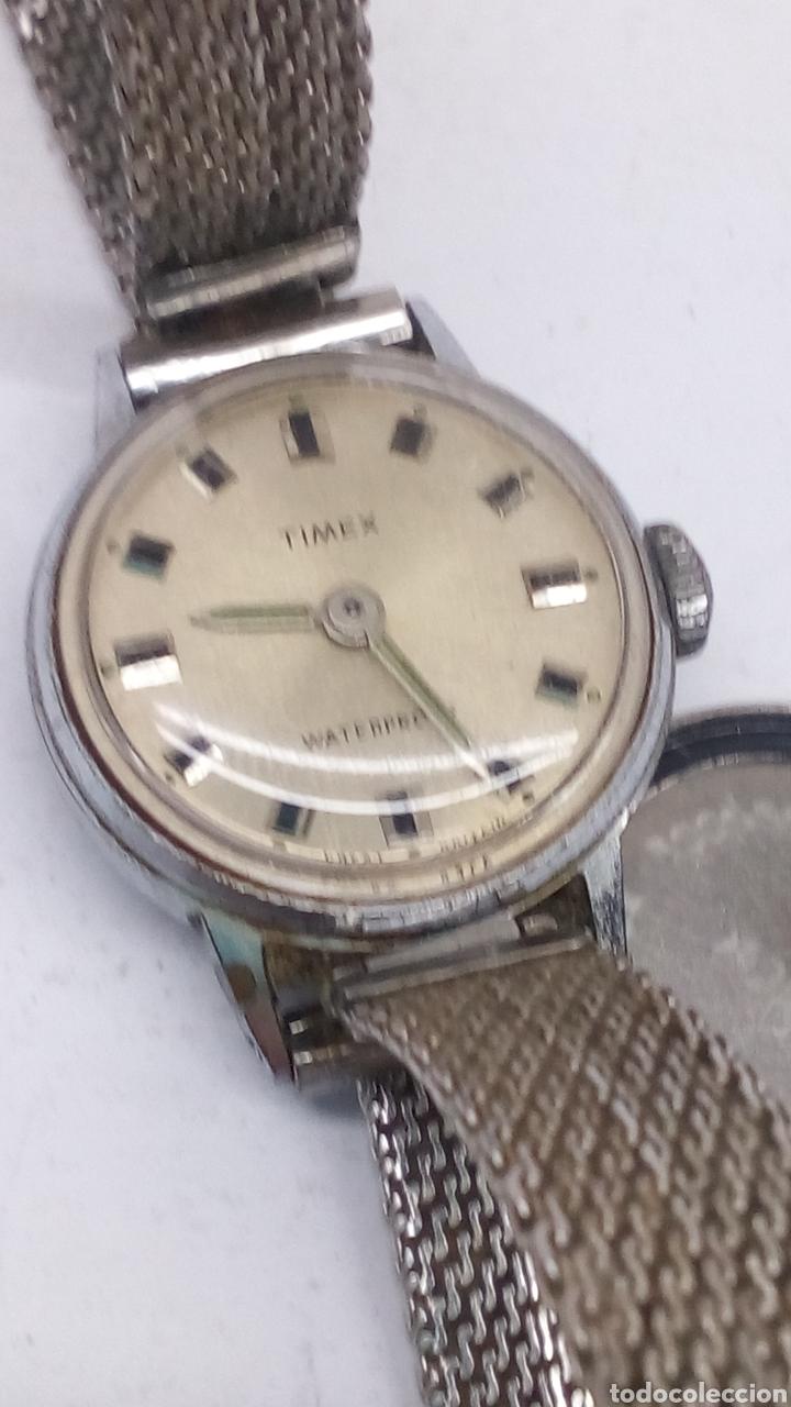 Relojes de pulsera: Reloj Timex carga manual - Foto 2 - 178657711