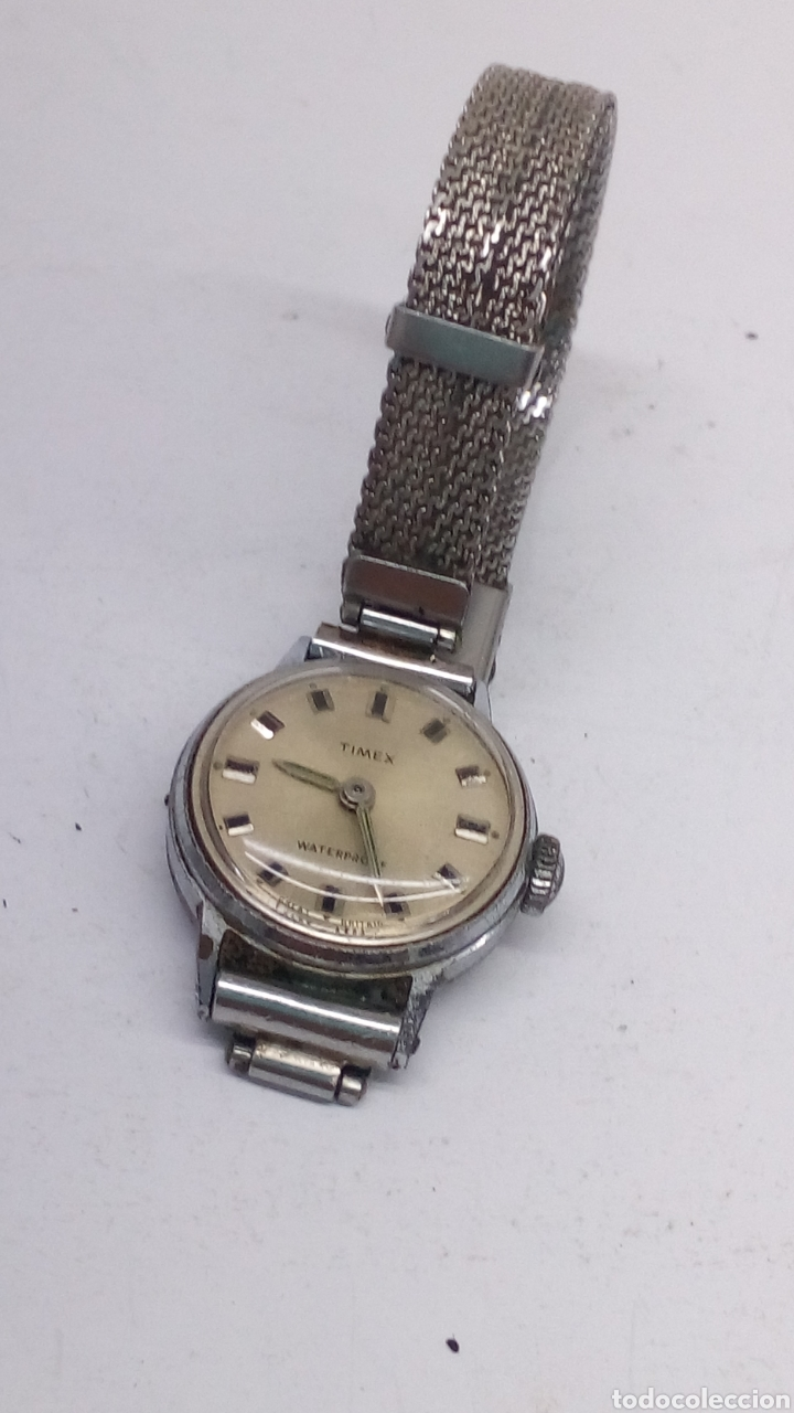 Relojes de pulsera: Reloj Timex carga manual - Foto 4 - 178657711