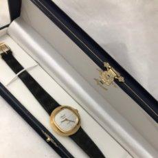 Relojes de pulsera: RELOJ BASSEL FANTAISIE SWISS MADE CHAPADO DE ORO SIN USAR. Lote 178727927