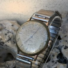 Relojes de pulsera: C1/3 RELOJ VINTAGE ROYCE CUERDA FUNCIONANDO. Lote 178790648