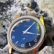 Relojes de pulsera: C1/5 RELOJ VINTAGE LEWA PIEZAS. Lote 178817540
