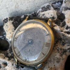 Relojes de pulsera: C1/5 RELOJ VINTAGE CAUNY 38,5 PIEZAS. Lote 178826220