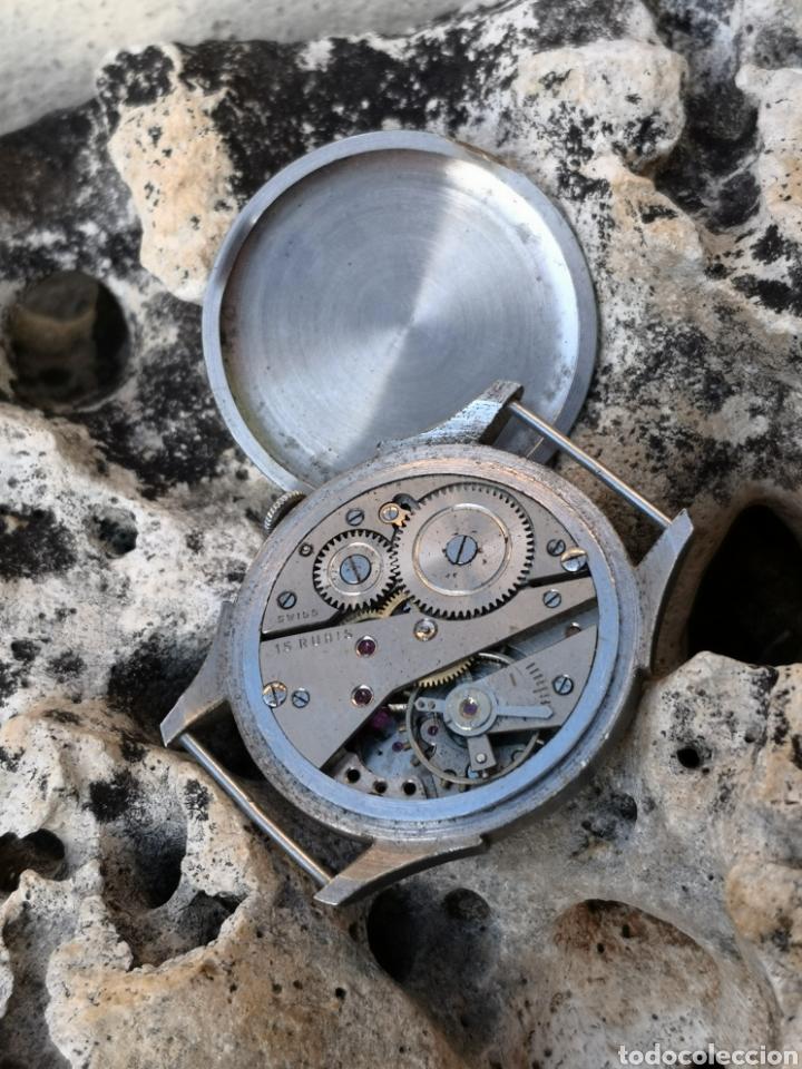Relojes de pulsera: C1/5 Reloj JNSA Watch vintage PIEZAS - Foto 2 - 178826763