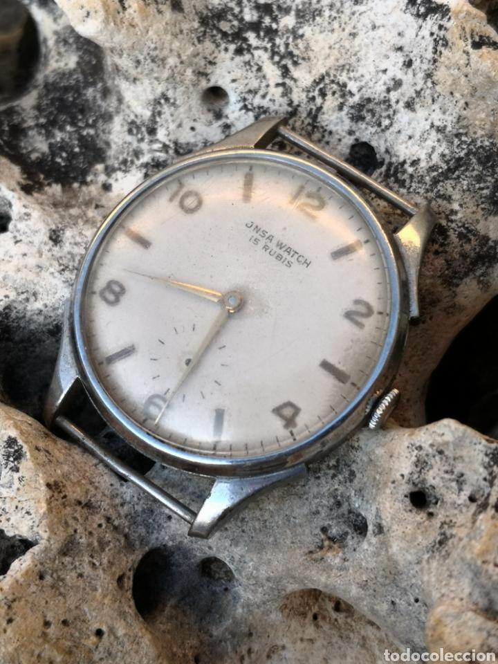 C1/5 RELOJ JNSA WATCH VINTAGE PIEZAS (Relojes - Pulsera Carga Manual)