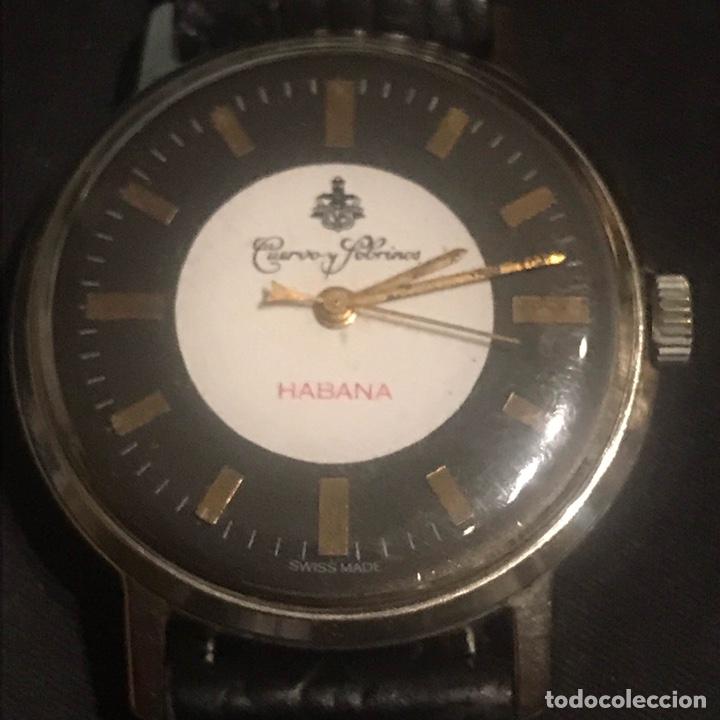RELOJ CUERVO Y SOBRINOS (Relojes - Pulsera Carga Manual)