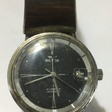 Relojes de pulsera: RELOJ ROYCE CARGA MANUAL Y MAQUINARIA SWISS ETA 2408 VINTAGE. Lote 178863783