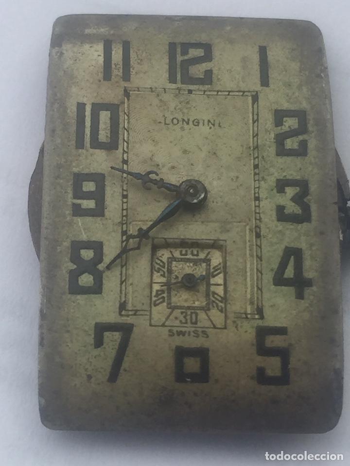 Relojes de pulsera: Antigua maquinaria de reloj (solo máquina) - Foto 2 - 152539412