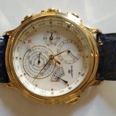 Relojes de pulsera: CALENDARIO PERPETUO LORENZ. Lote 178956795