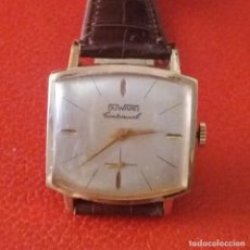 Relojes de pulsera: RELOJ DUWARD CONTINUAL,CARGA MANUAL, FUNCIONA PERFECTAMENTE.. Lote 179021723