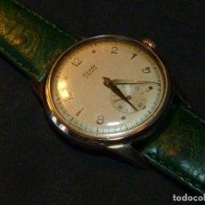 Relojes de pulsera: PRECIOSO RELOJ NIVADA GRENCHEN 17 RUBIS AÑOS 50 CALIBRE AS1130 SWISS MADE. Lote 179105288