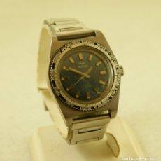 Relojes de pulsera: ORBITER MECANICO BISEL GIRATORIO TIPO GMT CADETE. Lote 179174662
