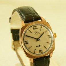 Relojes de pulsera: ELGE MECANICO FUNCIONANDO BONITA ESFERA. Lote 179237086