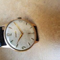Relojes de pulsera: ANTIGUO RELOJ DE CUERDA DE LA PRESTIGIOSA MARCA DUWARD. Lote 179552653