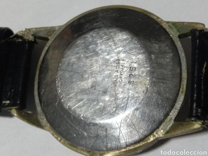 Relojes de pulsera: Reloj de cuerda alfer 17 rubia antimagnetic en funcionamiento - Foto 5 - 180023828