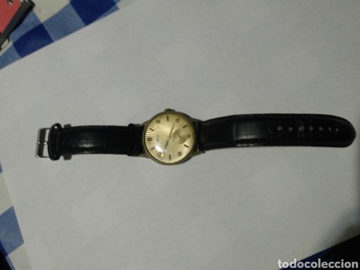Relojes de pulsera: Reloj de cuerda alfer 17 rubia antimagnetic en funcionamiento - Foto 6 - 180023828