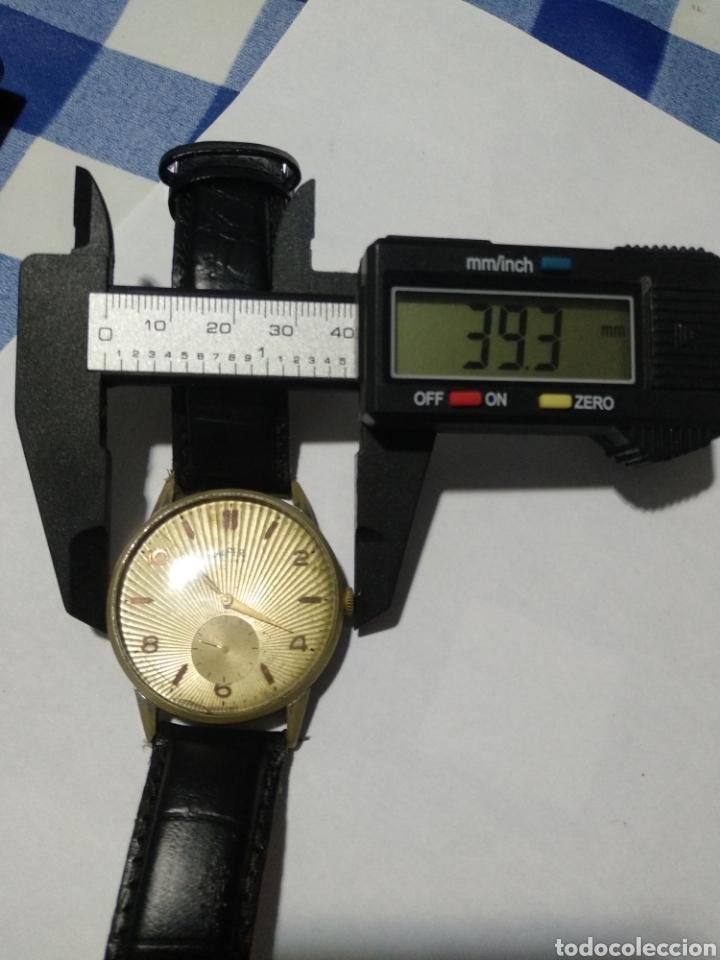 Relojes de pulsera: Reloj de cuerda alfer 17 rubia antimagnetic en funcionamiento - Foto 8 - 180023828