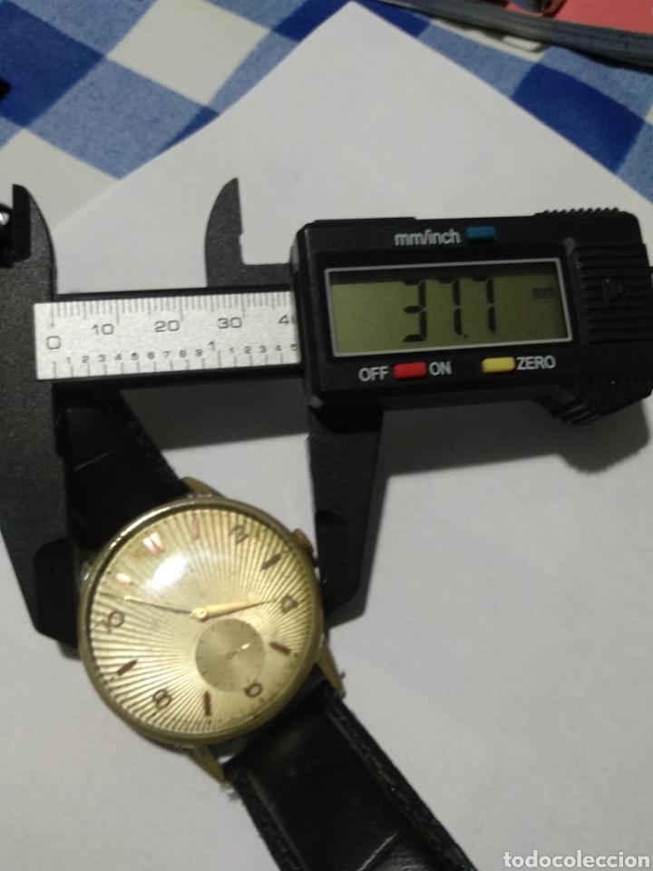 Relojes de pulsera: Reloj de cuerda alfer 17 rubia antimagnetic en funcionamiento - Foto 9 - 180023828