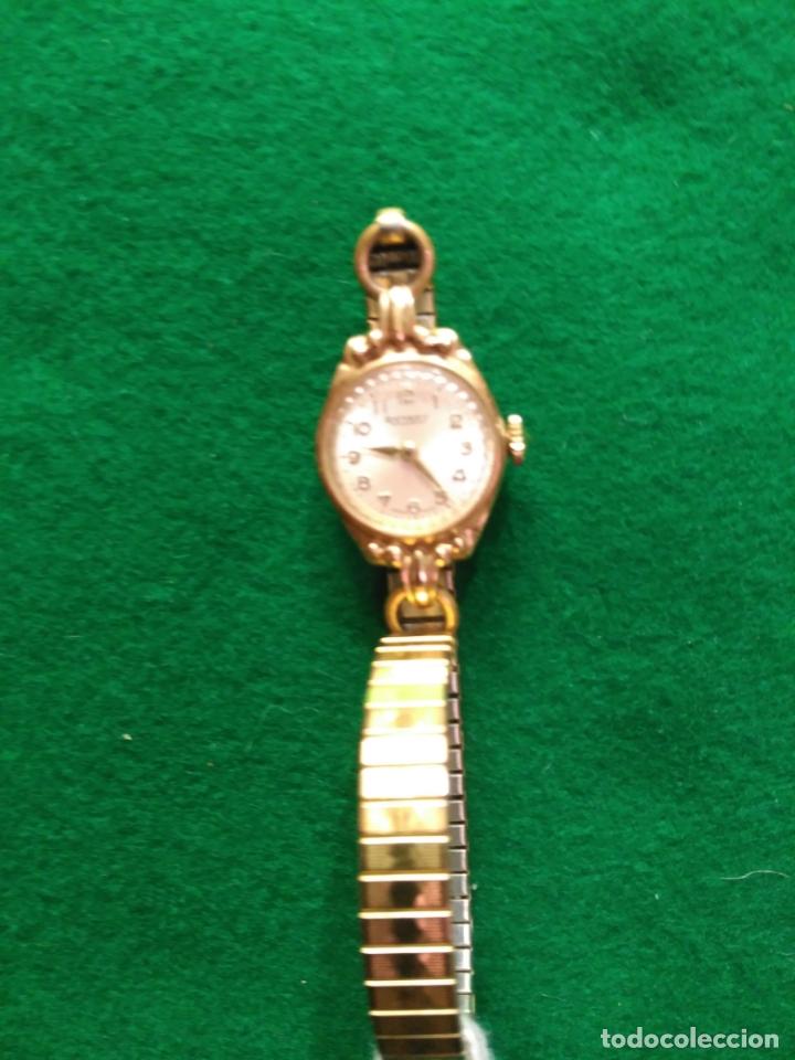 Relojes de pulsera: MAGNIFICO RELOJ ORO MACIZO 9 KT. MUJER ROTARY PERFECTO ESTADO FUNCIONAL Y ESTETICO 395,00 € - Foto 4 - 180092723