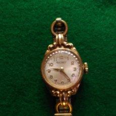 Relojes de pulsera: MAGNIFICO RELOJ ORO MACIZO 9 KT. MUJER ROTARY PERFECTO ESTADO FUNCIONAL Y ESTETICO 395,00 €. Lote 180092723