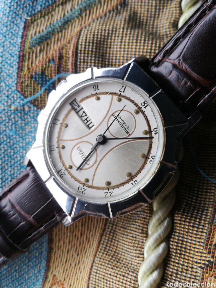 Relojes de pulsera: Reloj ruso automatico Slava URSS - Foto 2 - 180159972